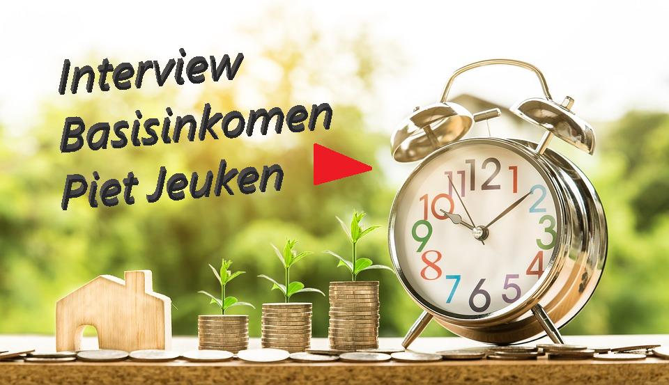 Basisinkomen Interview
